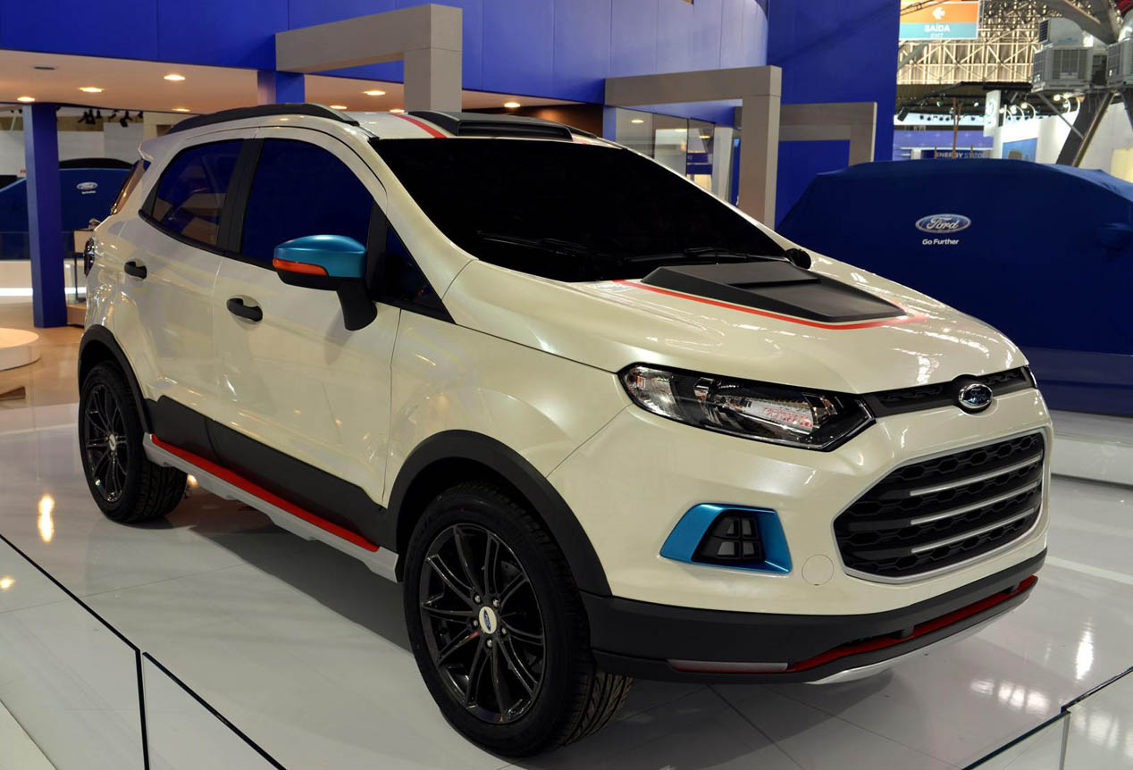Ford EcoSport Storm, Beast y Beauty