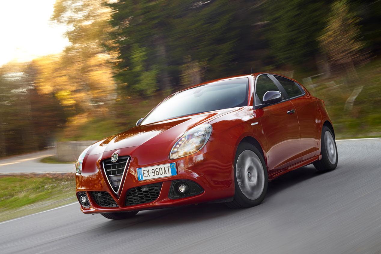 Alfa Romeo Guilietta Sprint, fiesta sorpresa