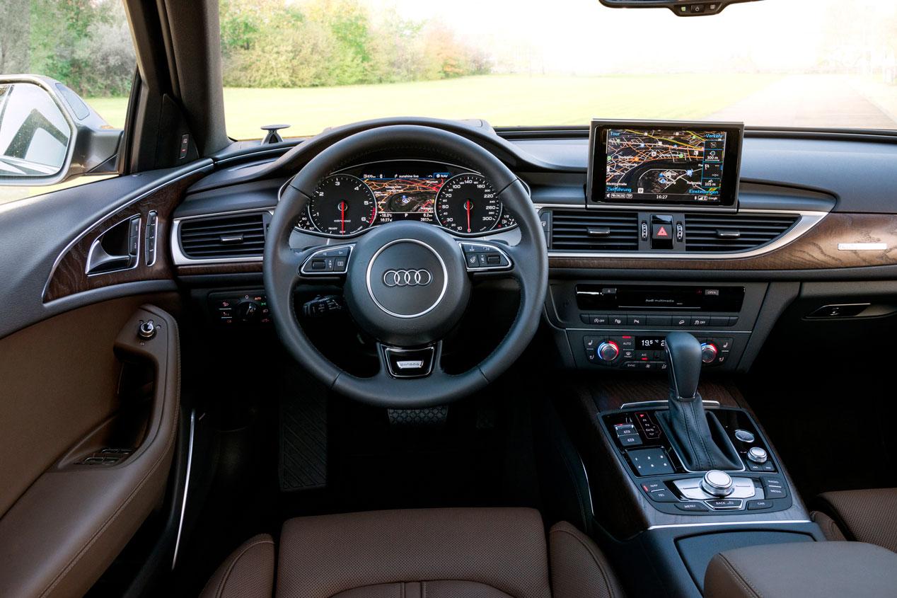 Contacto: Audi S6, RS 6 y Allroad Quattro, los más exclusivos y potentes