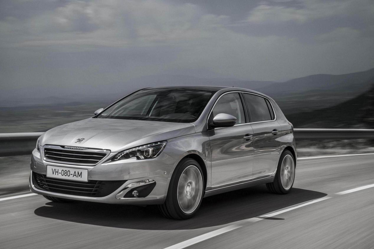 Peugeot 308 1.2 PureTech 130 CV con cambio automático