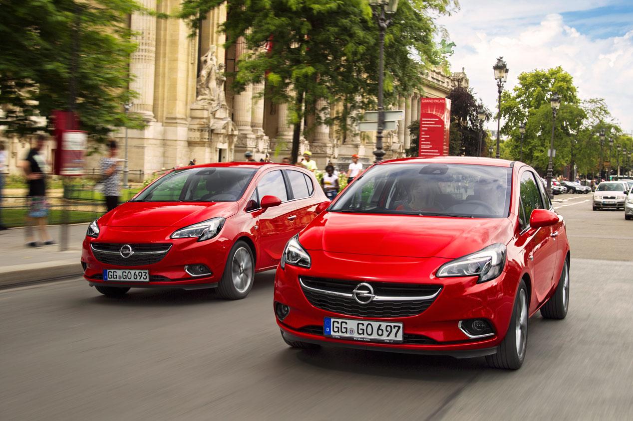 Precios del Opel Corsa 2015