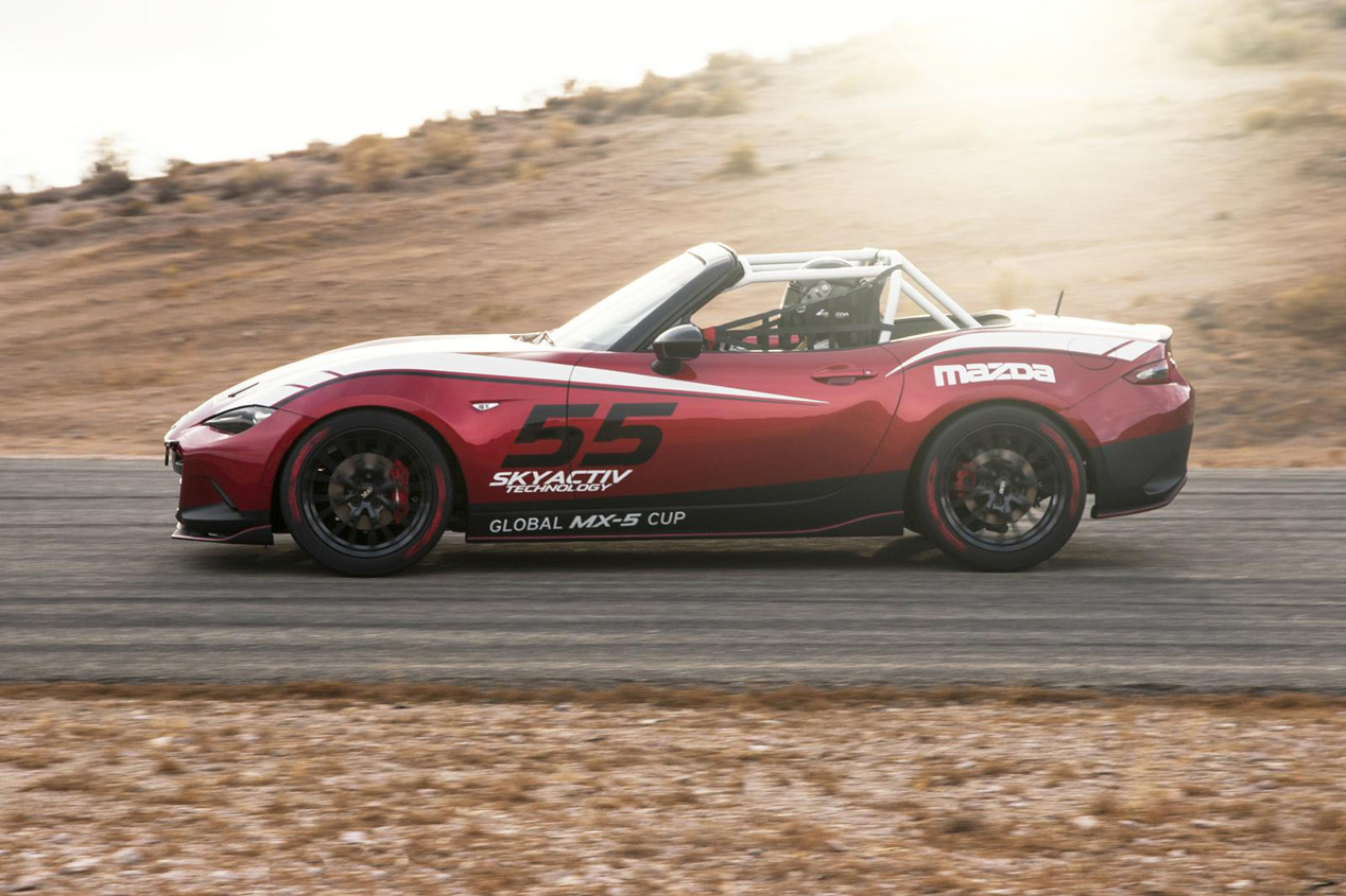 Mazda MX-5 Cup Race Series