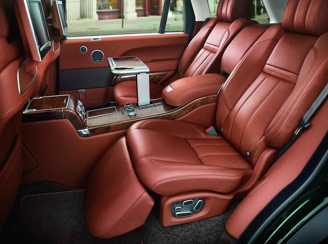 Land Rover Holland & Holland, el más caro de serie