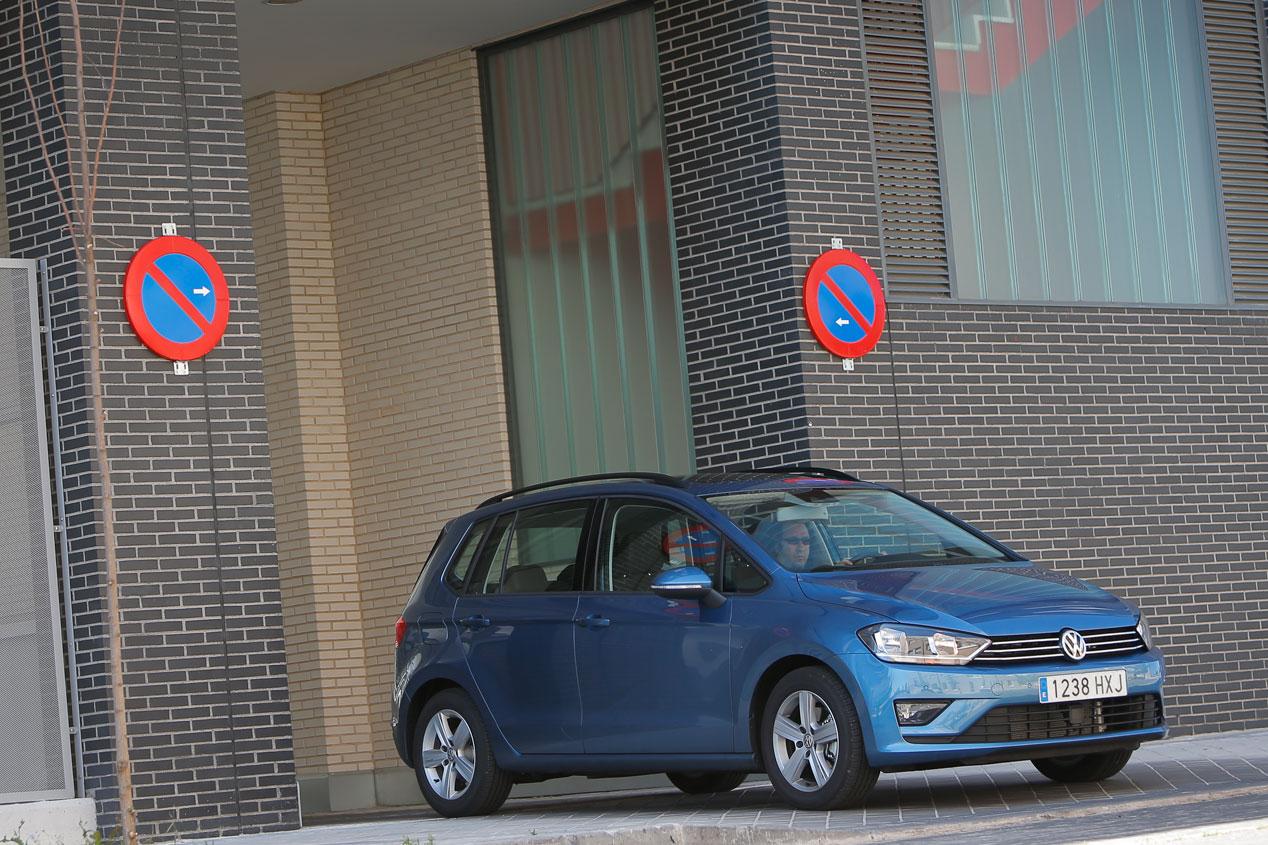 Prueba: Volkswagen Golf Sportsvan 1.6 TDi DSG/7, el mejor Golf para la familia