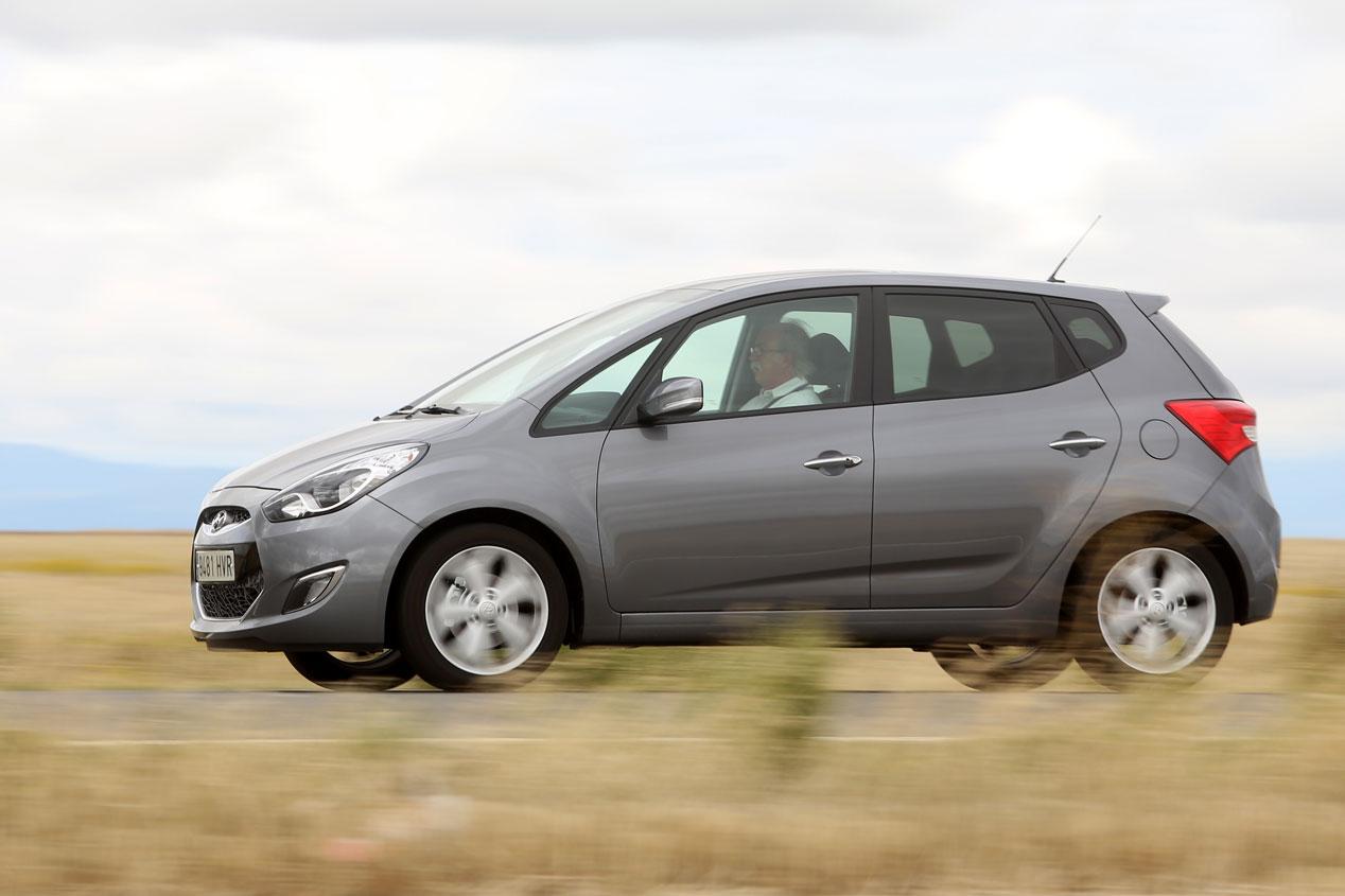 Comparativa: Hyundai ix20 1.6 CRDI Style vs Opel Meriva 1.6 CDTI Excellence
