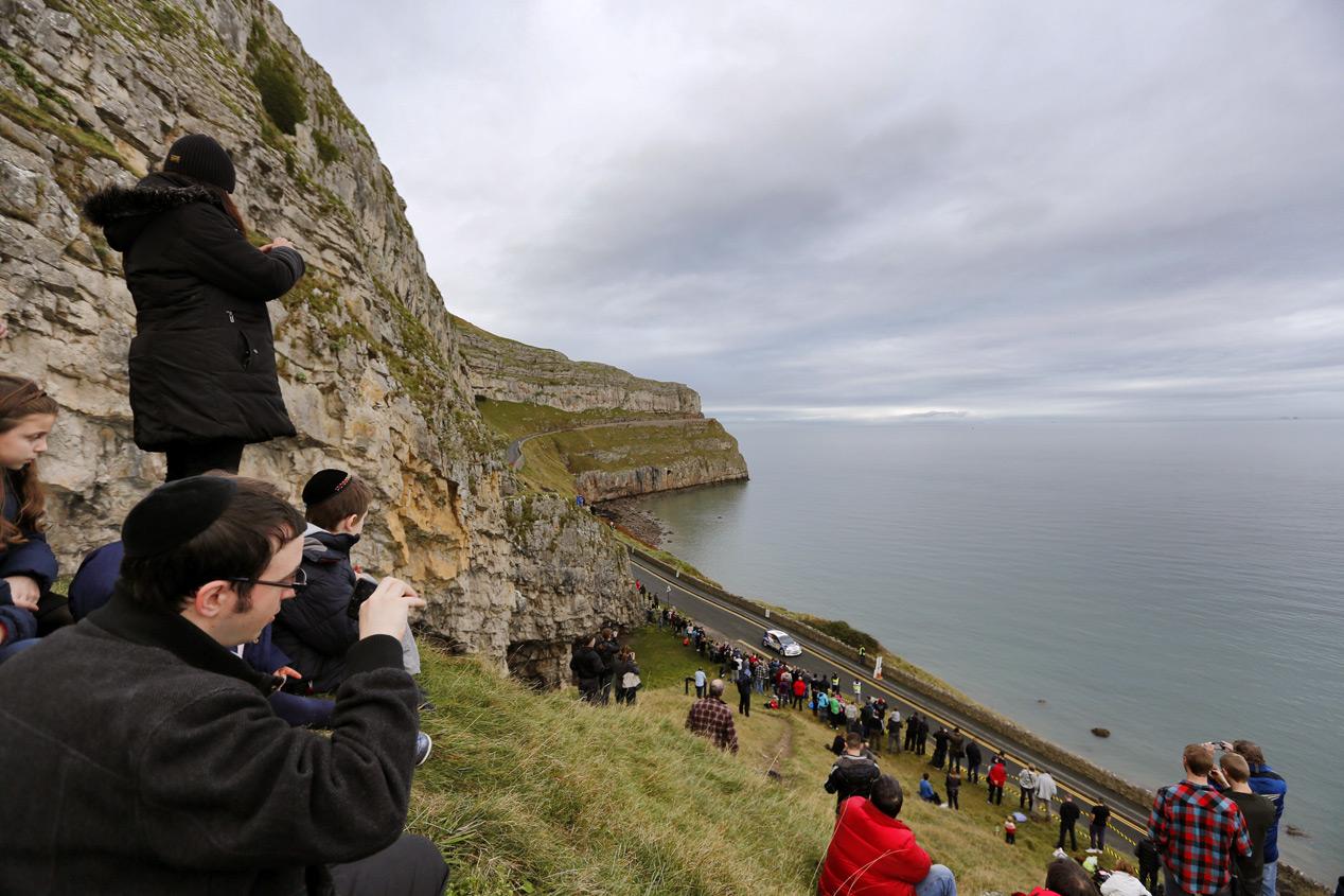 Rallye de Gales 2014
