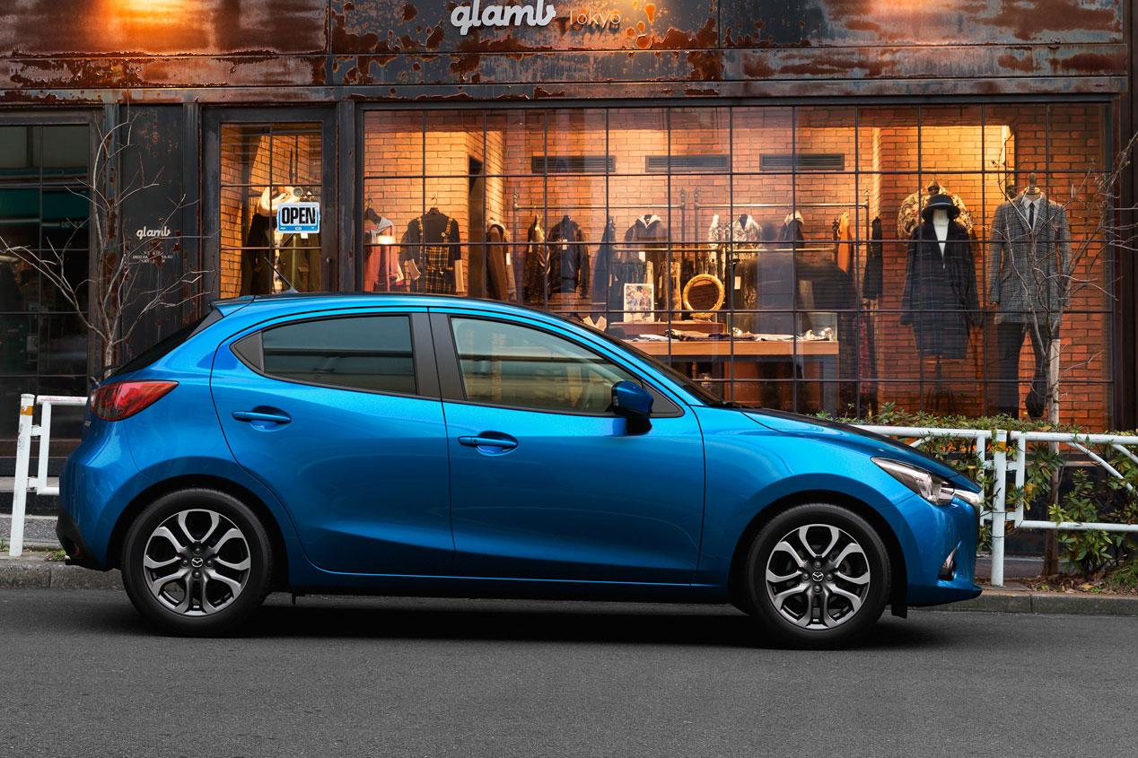 Contacto: Mazda2, con el listón muy alto