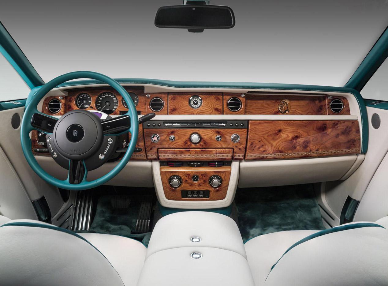 Rolls–Royce Maharajá Phantom Drophead Coupé