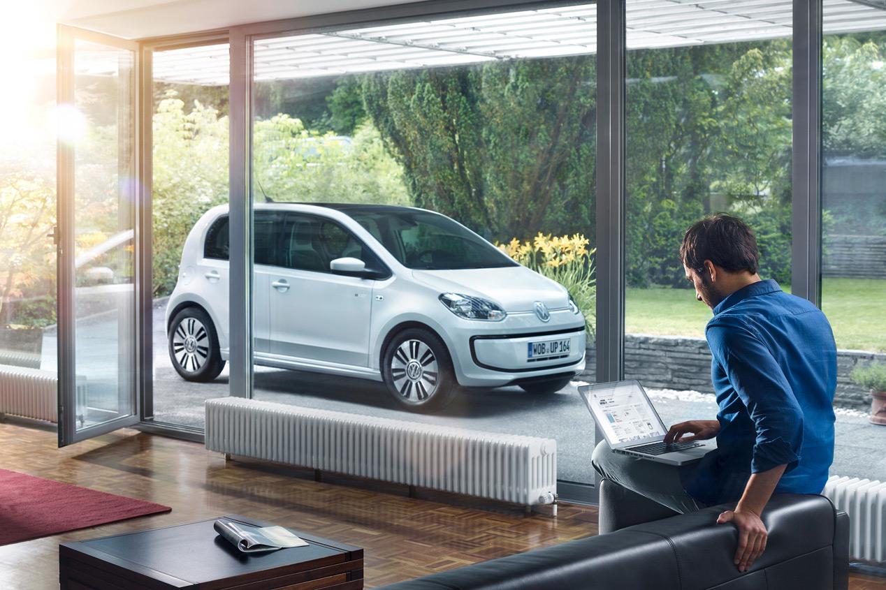 Volkswagen y su conectividad del futuro