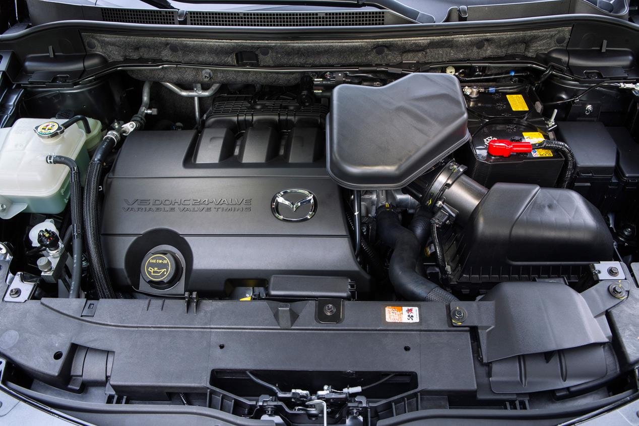 Mazda CX-9, sólo 100 unidades para España | Novedades | Autopista.es