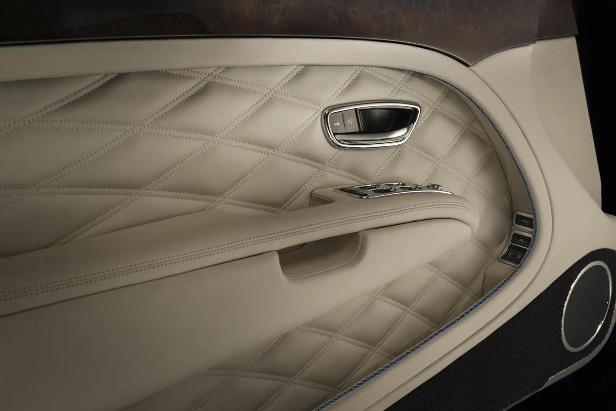 Bentley Gran Convertible Concept, en busca del nuevo Azure