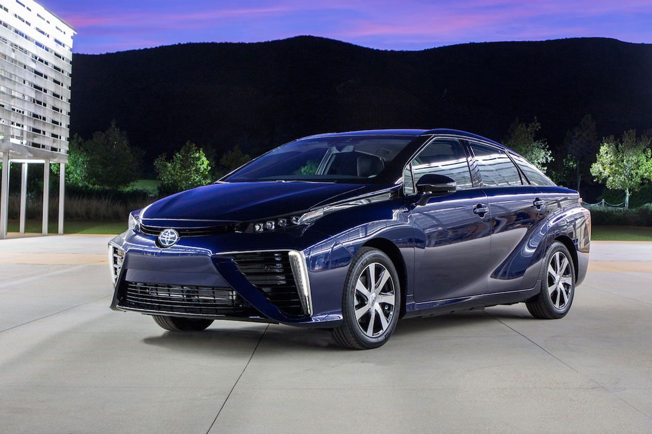 Contacto: Toyota Mirai, el coche del futuro ya está aquí