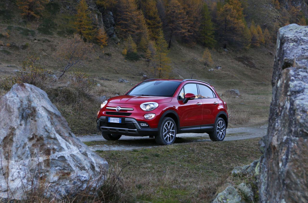 Contacto: Fiat 500X, un SUV de estilo urbano