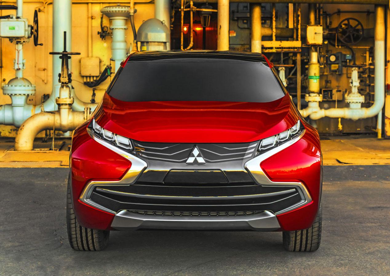 Mitsubishi XR-PHEV Concept, el futuro de la marca nipona se desvela en Los Ángeles