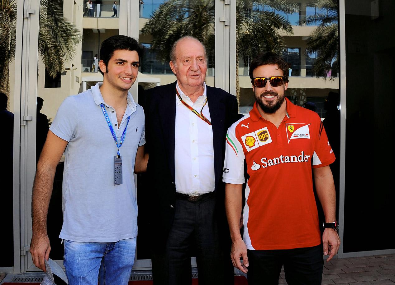 GP Abu Dhabi 2014: la carrera