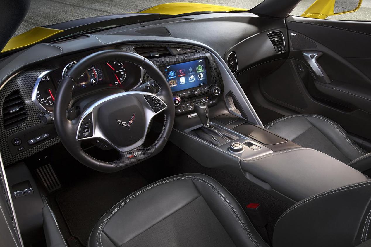Chevrolet Corvette Z06 2015 por Hennessey