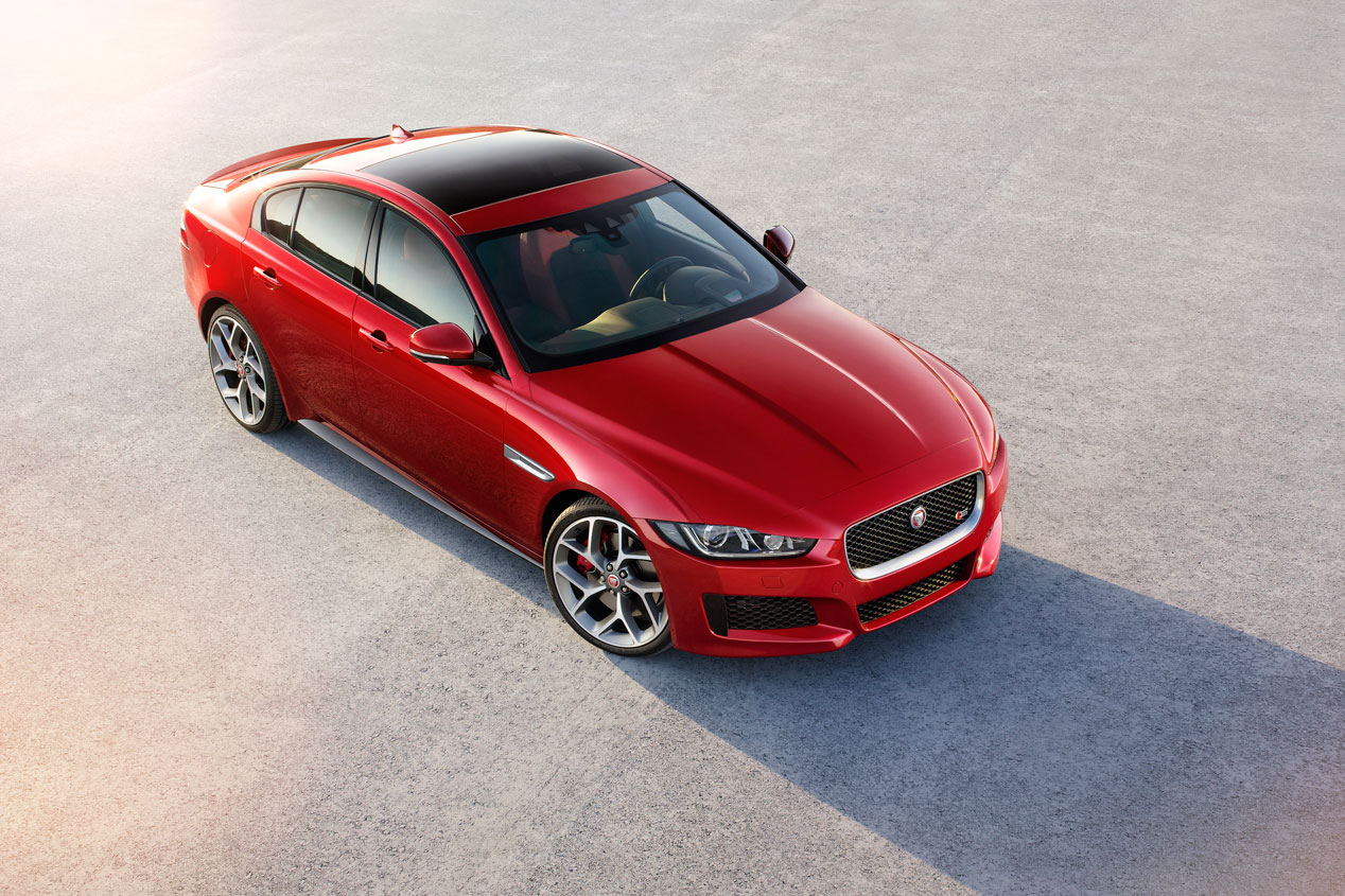 Jaguar XE: precios y comercialización