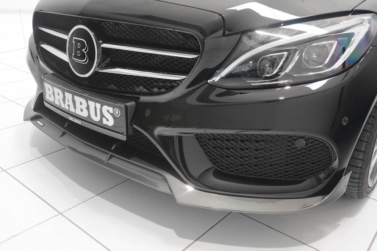 Mercedes Clase C por Brabus