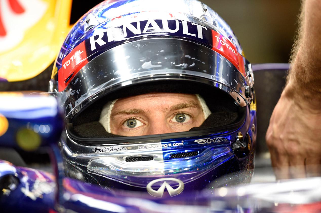 Las notas del Mundial 2014 de Fórmula 1