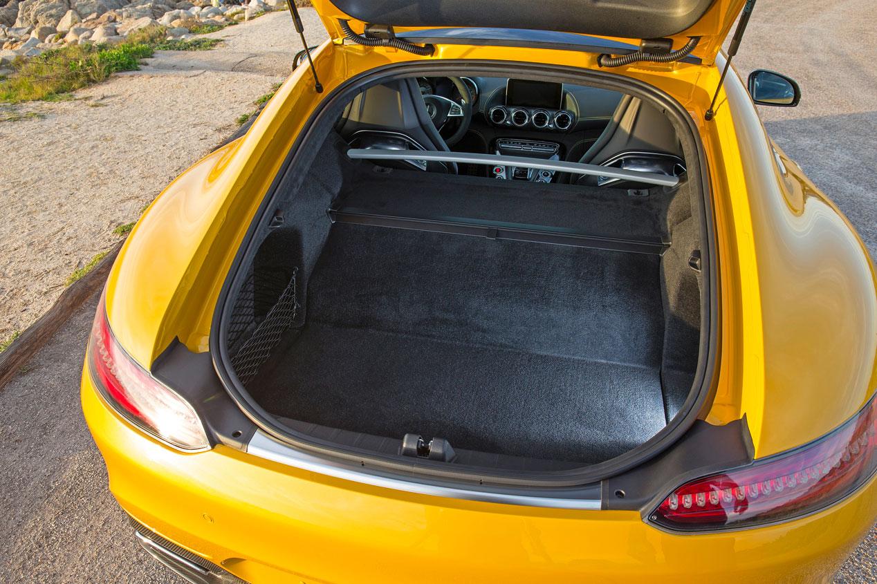 Contacto: Mercedes AMG GT, ¡tiembla 911!