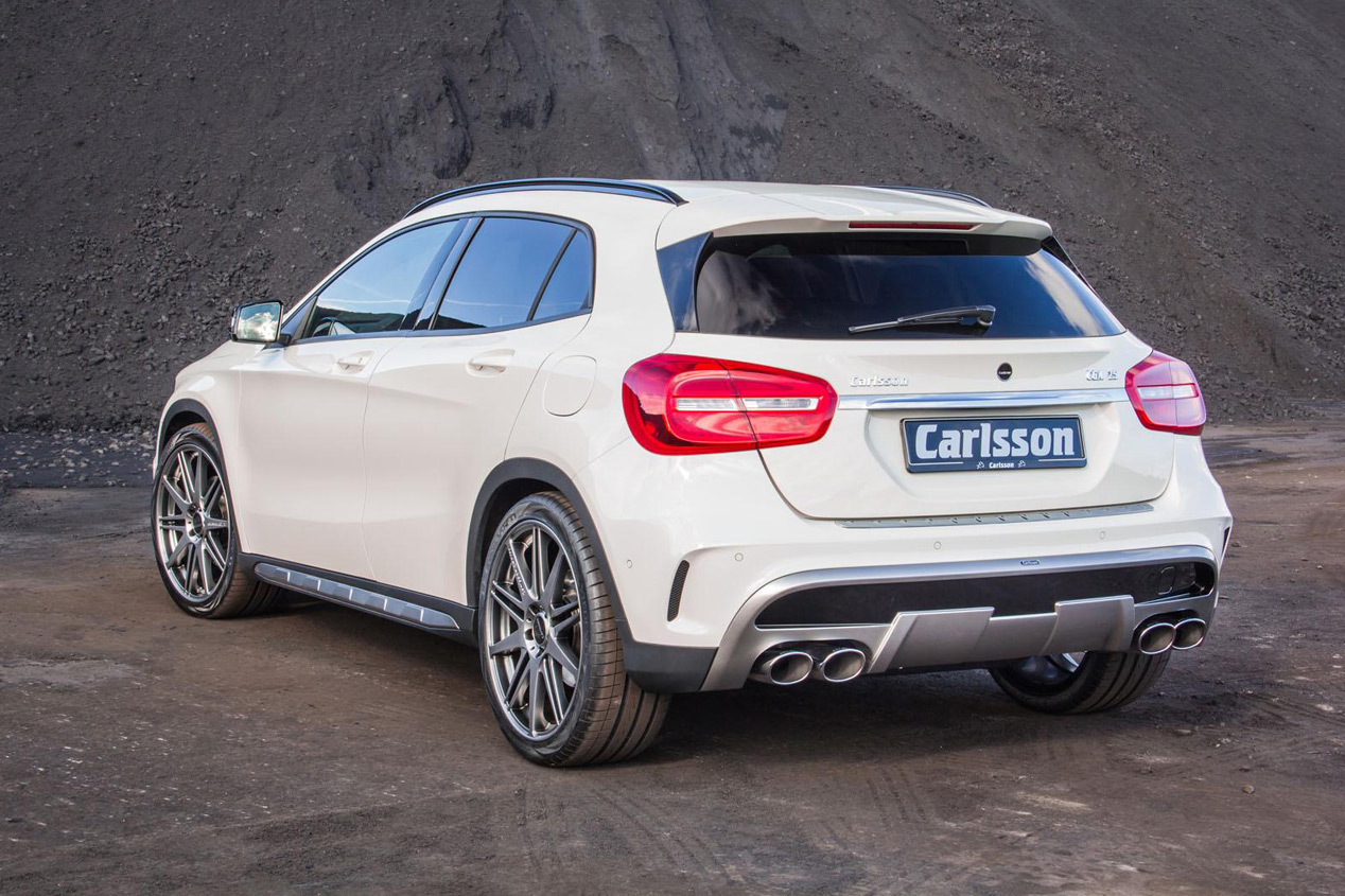 Mercedes GLA por Carlsson