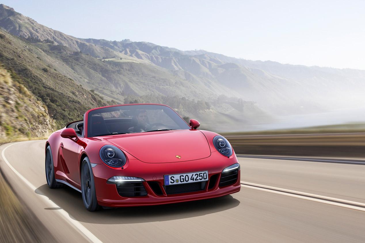 Contacto: Porsche 911 Carrera GTS
