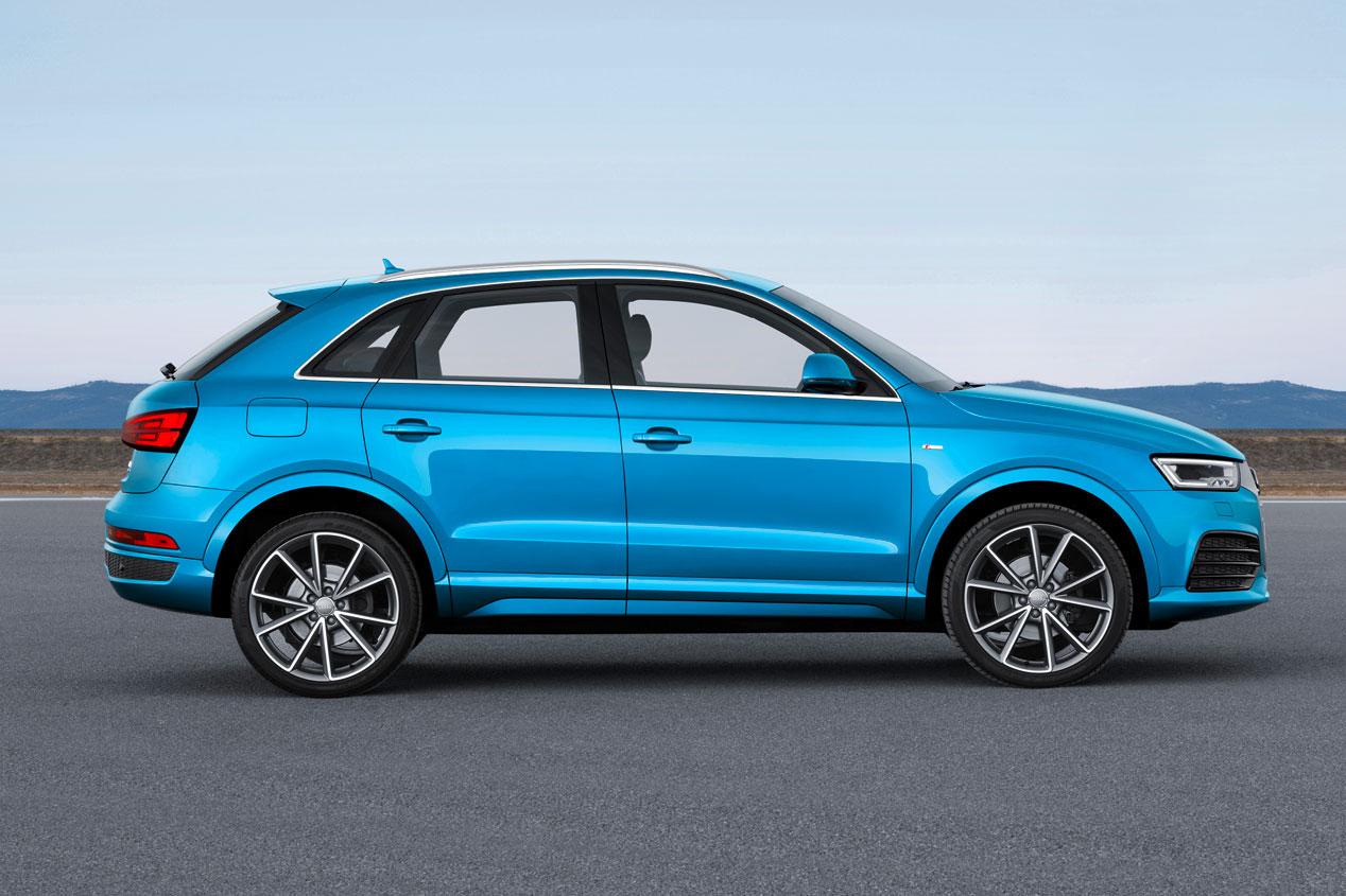 Contacto: Audi Q3, la segunda etapa