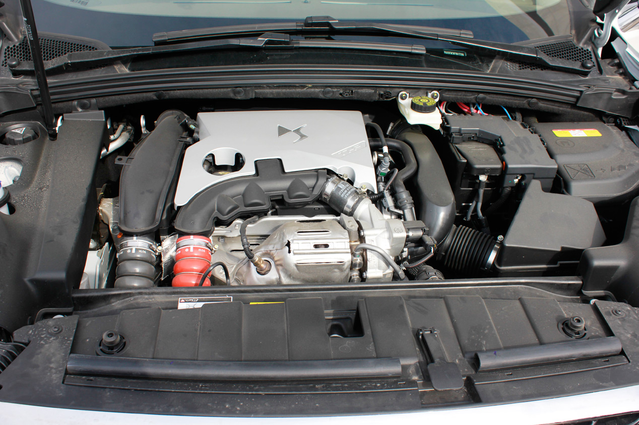 Prueba: DS6, un Citroën con futuro