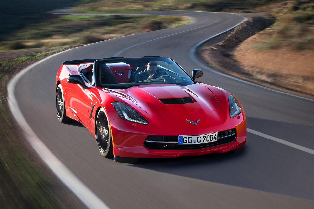 Chevrolet Corvette Stingray 2015 europeo