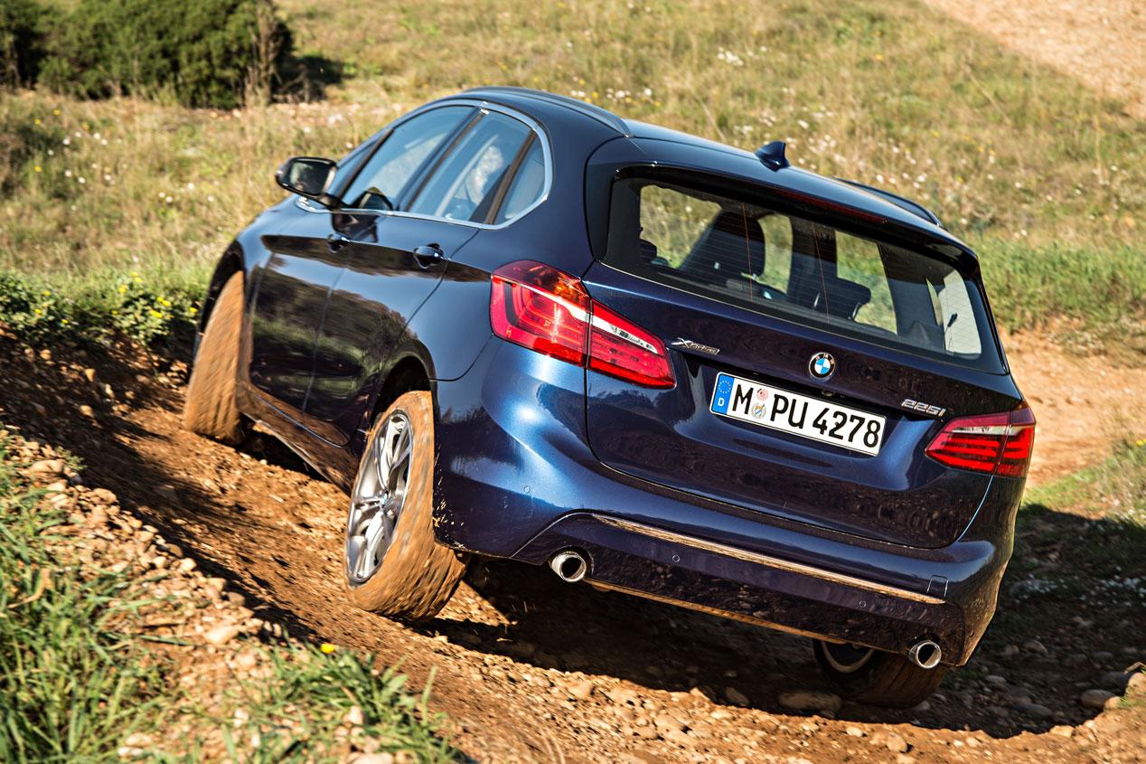 Contacto: BMW 225i xDrive Active Tourer, llega la tracción total