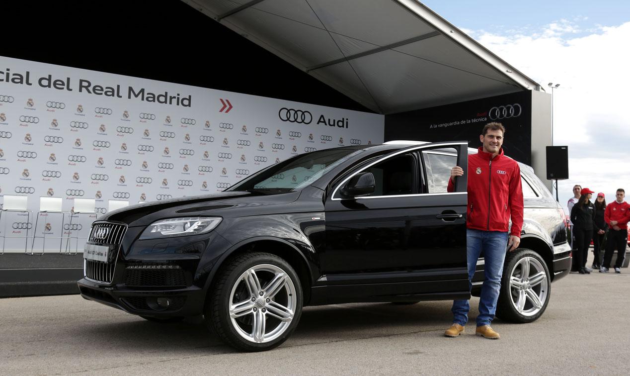 Galería | coches-audi-real-madrid-2015 | Autopista