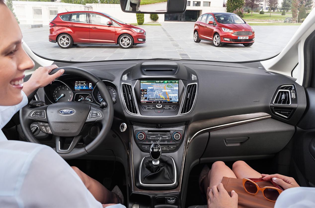 Ford 9 nuevas tecnologías de sus coches