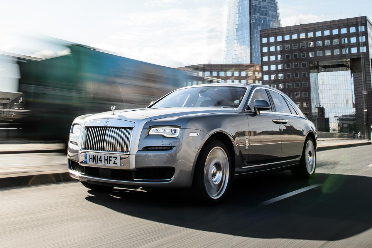 Rolls-Royce Ghost Series II, poder absoluto