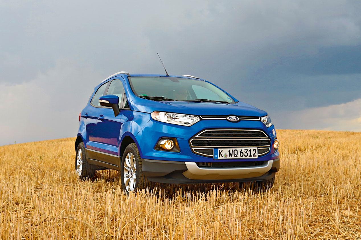 Image Result For Ford Ecosport Vs Captur
