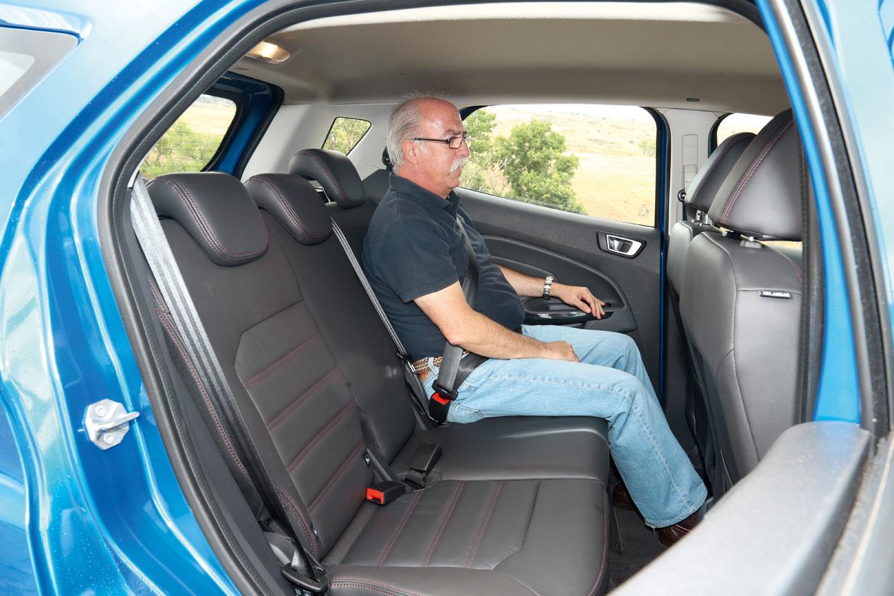 Prueba: Ford EcoSport 1.0 EcoBoost, a la moda