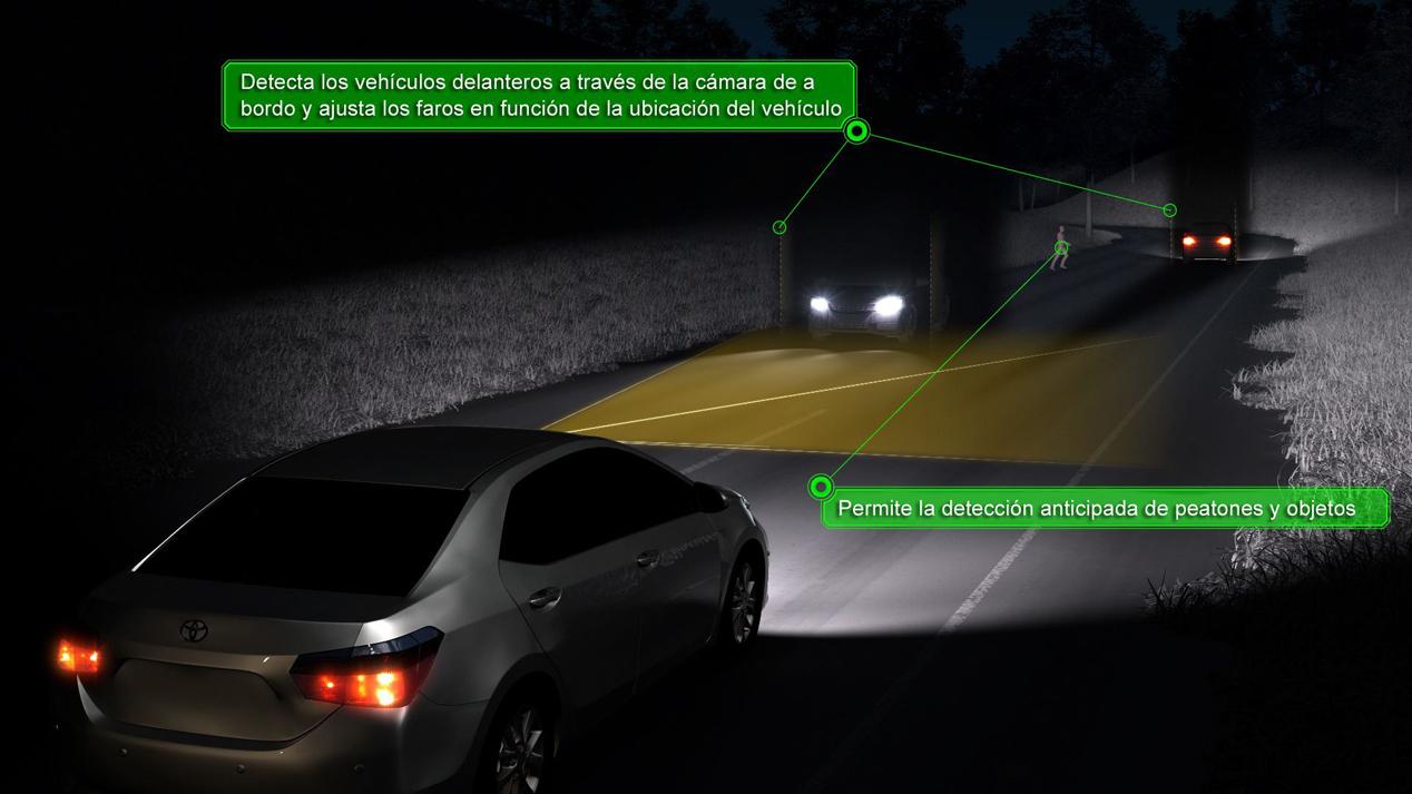 Toyota Safety Sense, la seguridad del futuro
