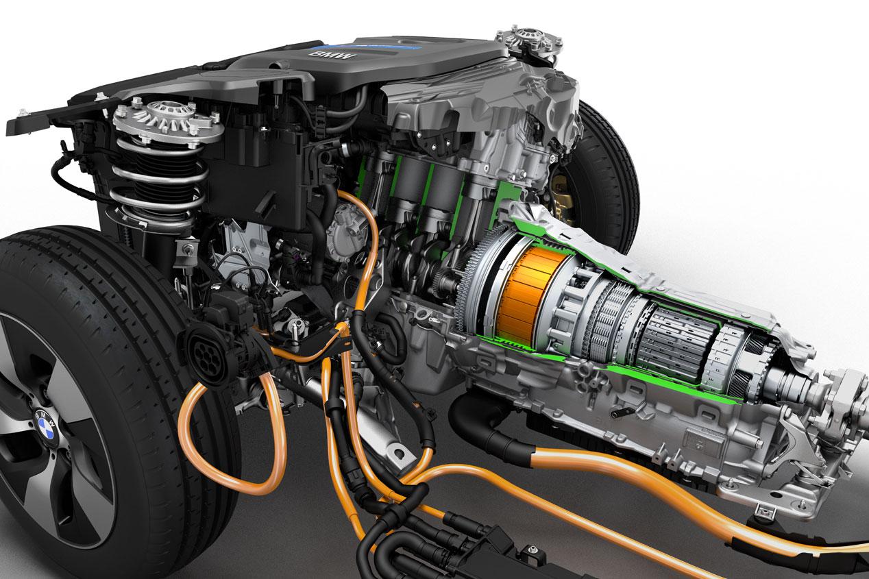 Contacto: BMW Serie 3 híbrido enchufable, más listo que ninguno