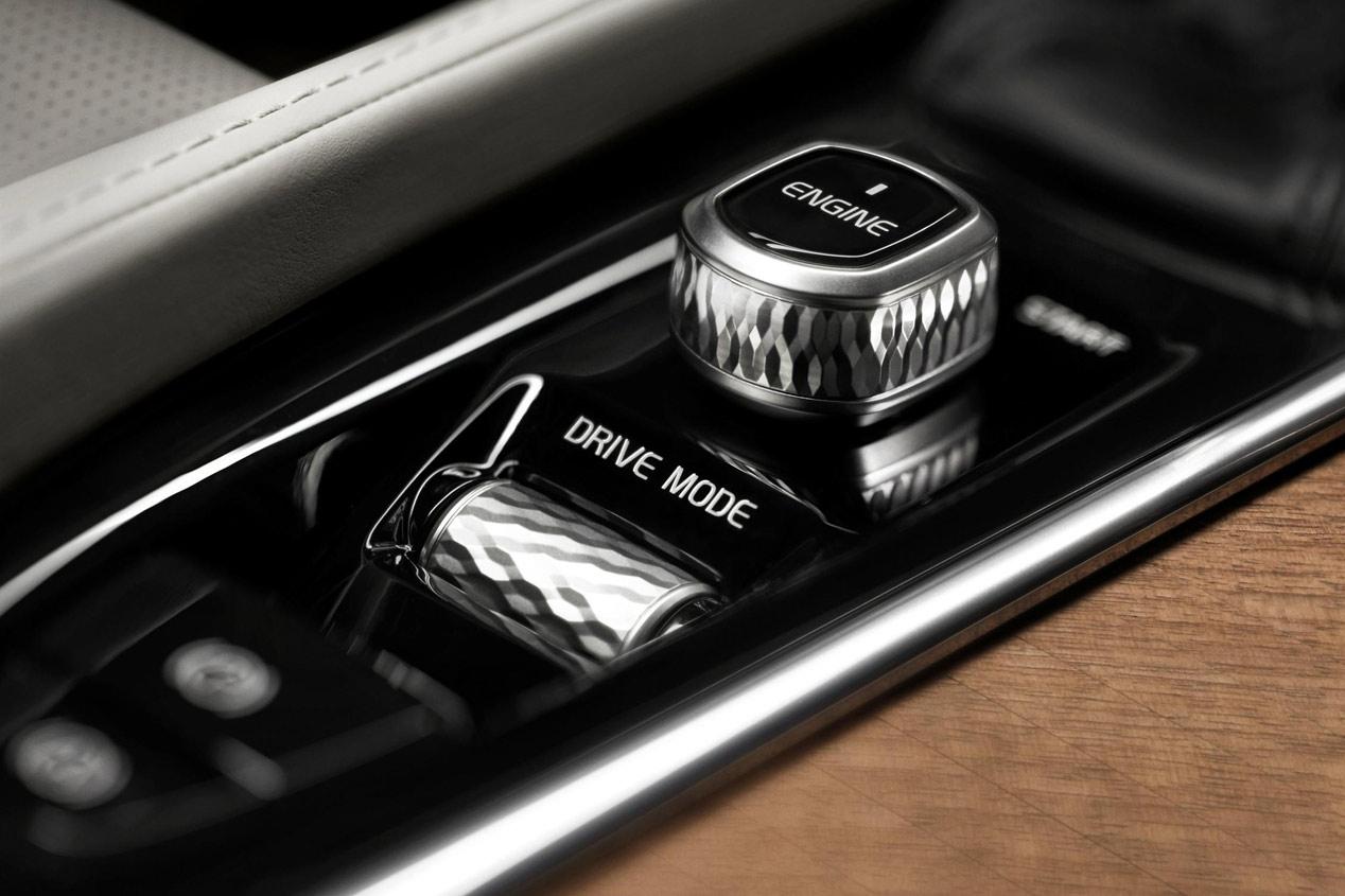 Volvo XC90 T8 Twin Engine, SUV híbrido de 2,5 l/100 km