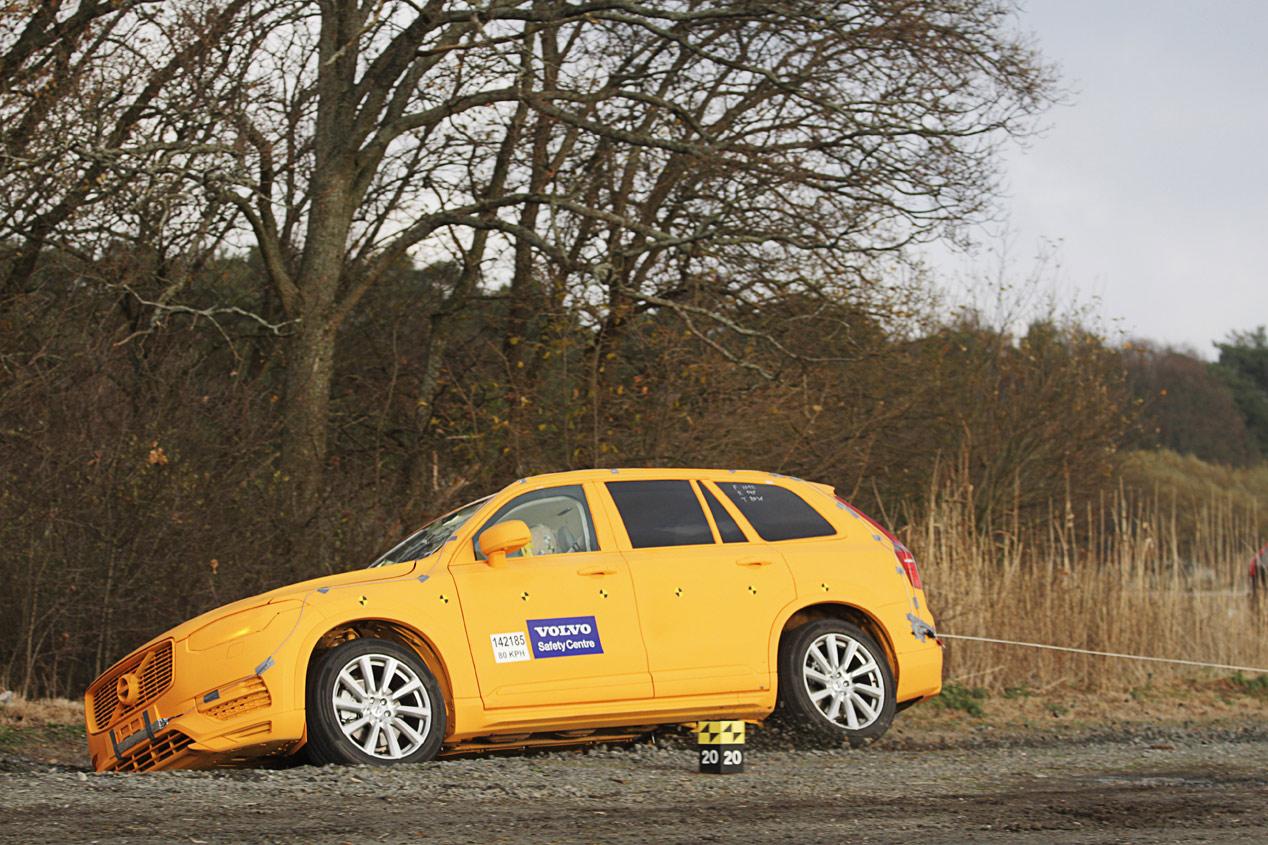 Volvo Vision 2020: acabar con los muertos en carretera