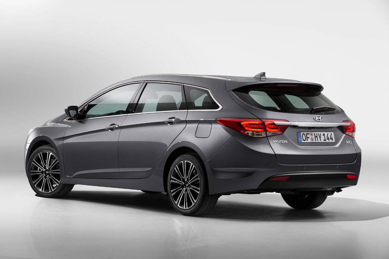 Nuevo Hyundai i40 2015