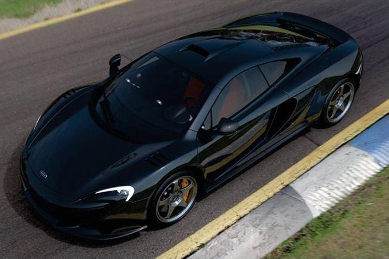 McLaren 650S Limited Edition