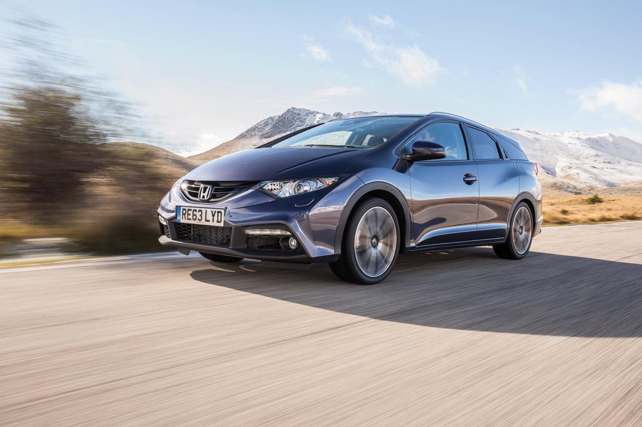 Honda Civic, el segundo compacto más fiable