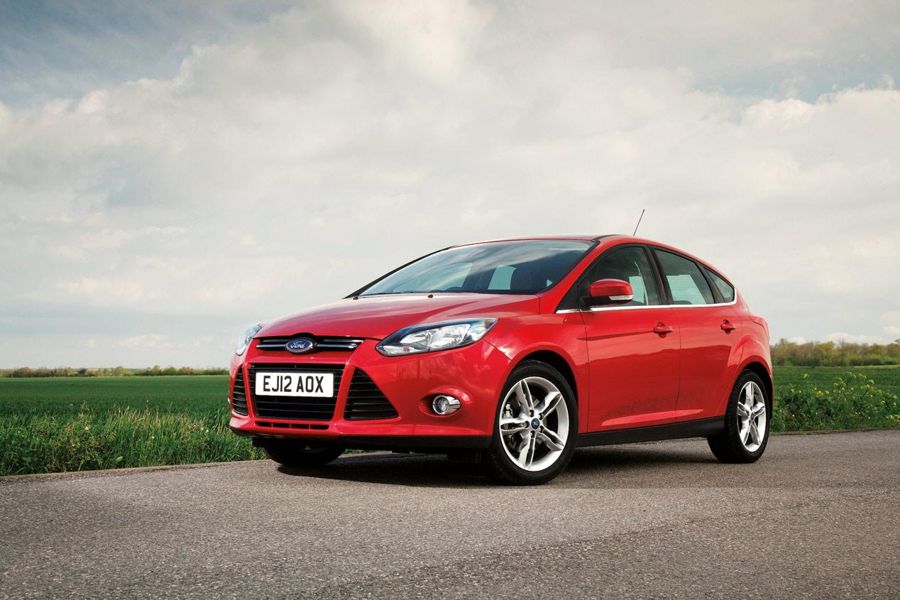 Ford Focus fiabilidad