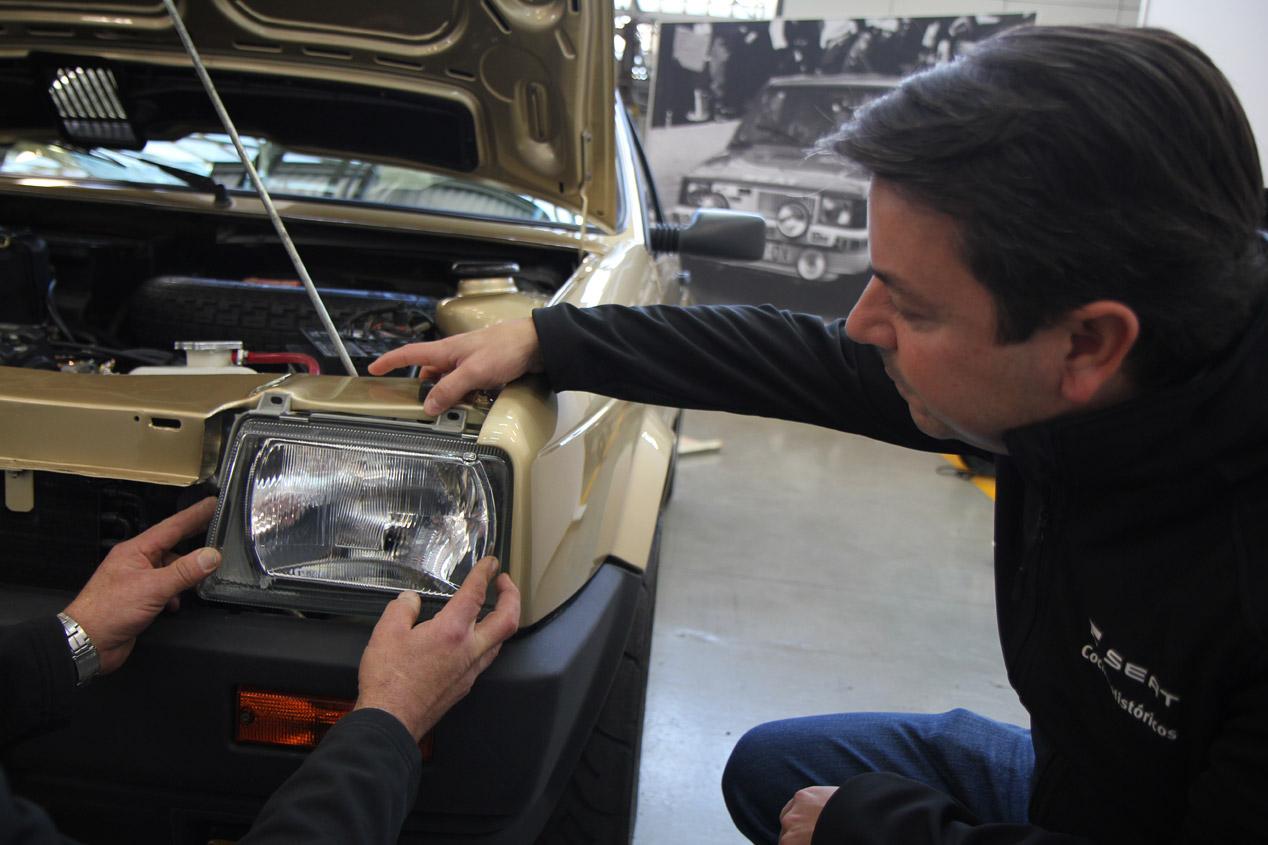 El Seat Ibiza del Rey Felipe VI