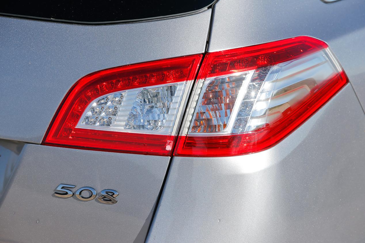 Prueba: Peugeot 508 SW
