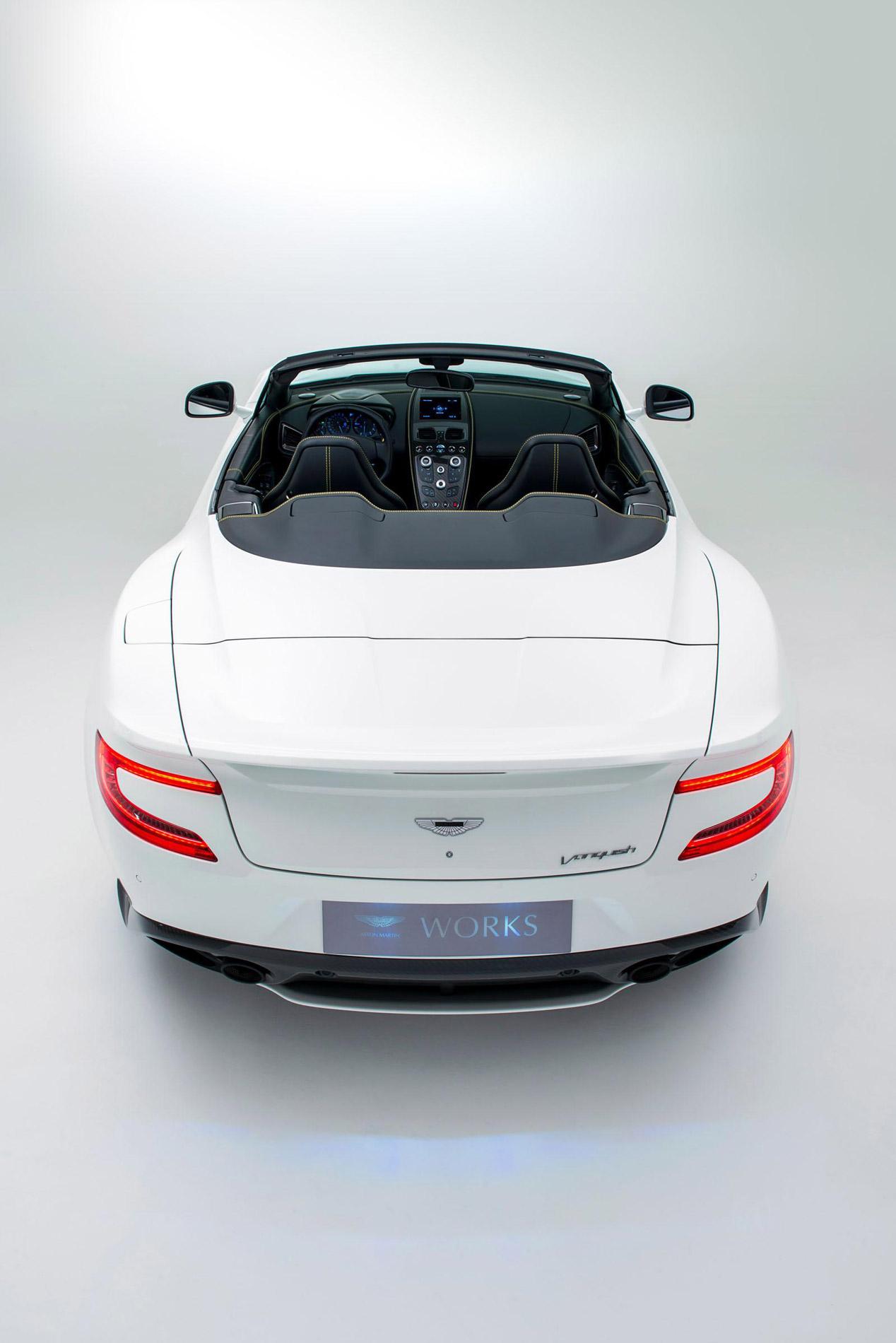 Aston Martin Works 60 Aniversario