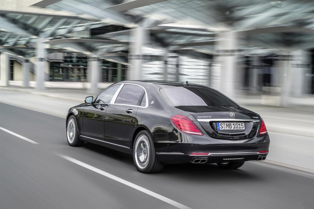 Mercedes-Maybach Clase S, el buque insignia admite pedidos