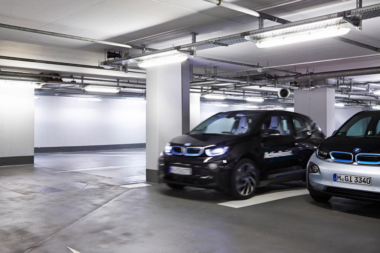 La tecnología de BMW para el CES 2015