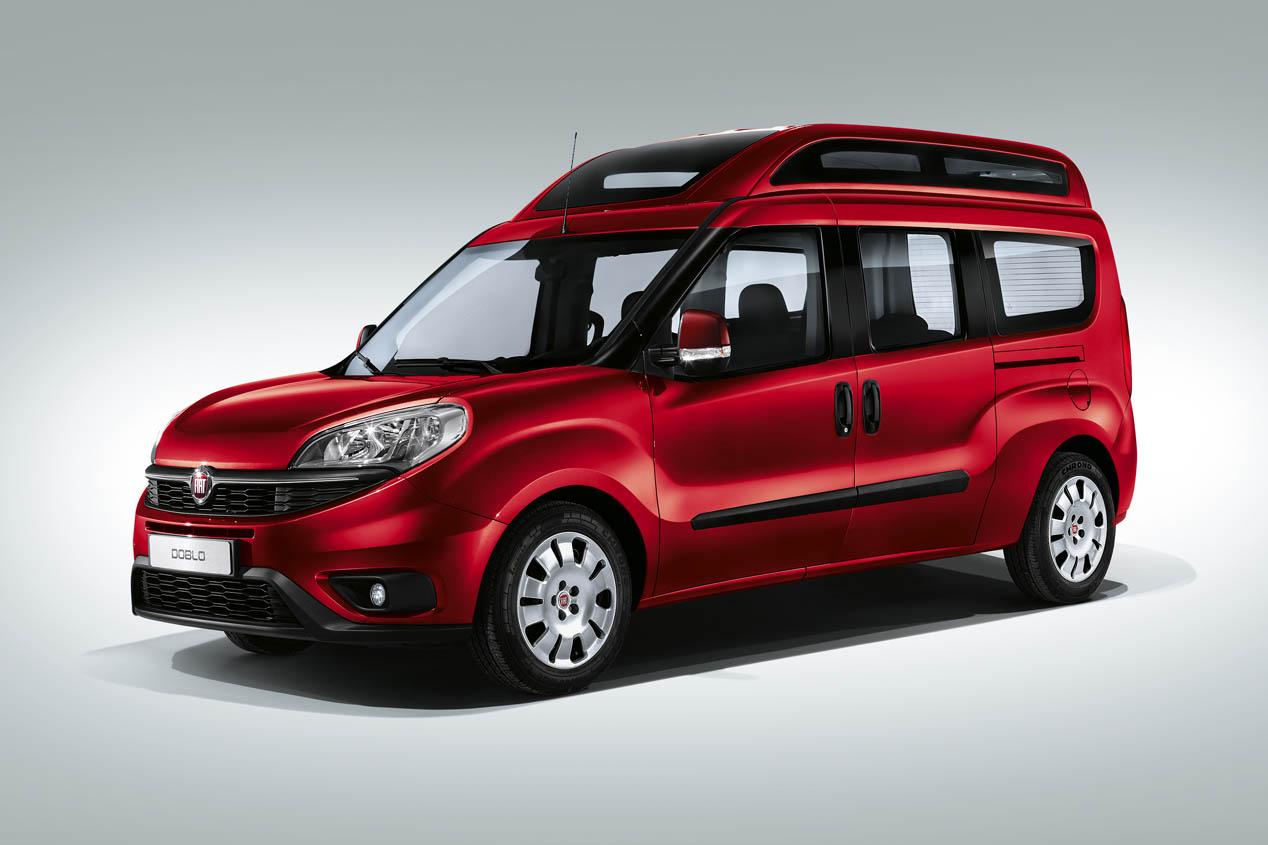 La cuarta generación del Fiat Doblò sale a la venta