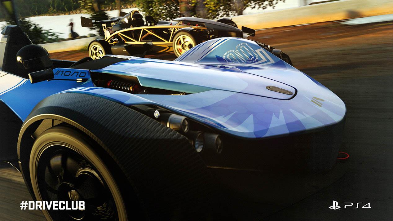 Driveclub para PS4